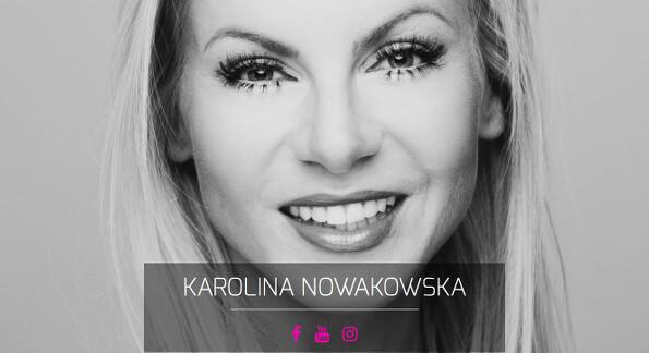 Karolina Nowakowska Strona